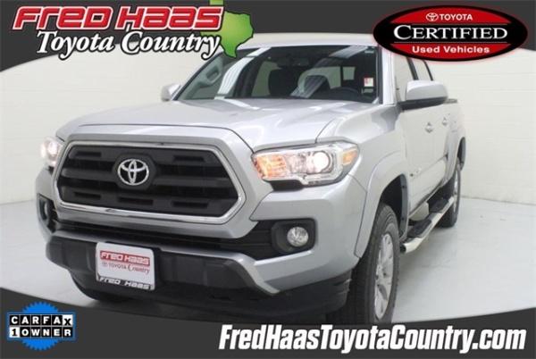 2017 Toyota Tacoma in Houston, TX