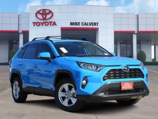 2020 Toyota RAV4 in Houston, TX