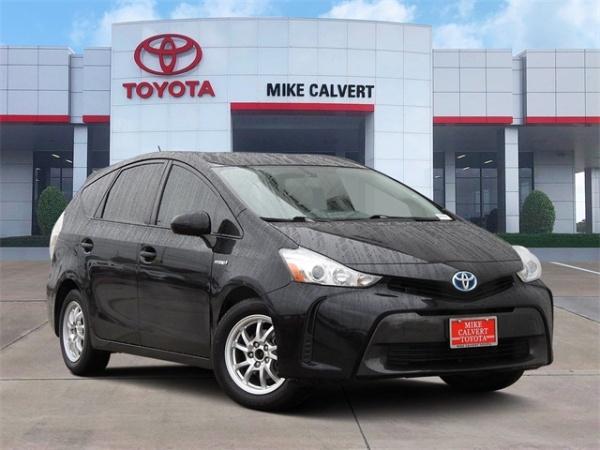 2017 Toyota Prius v in Houston, TX