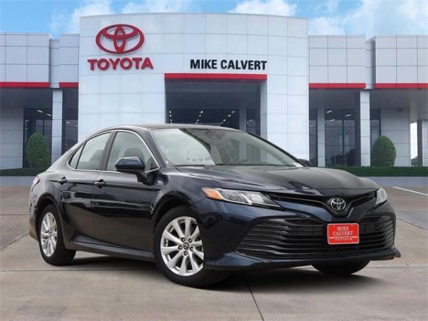 2019 Toyota Camry in Houston, TX