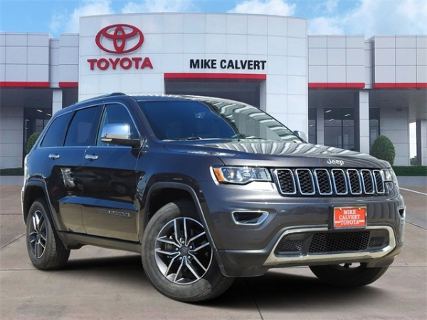 2019 Jeep Grand Cherokee in Houston, TX