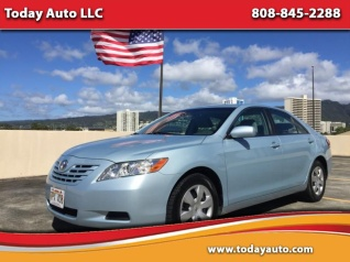 2009 Toyota Camry Xle I4 Automatic For In Honolulu Hi