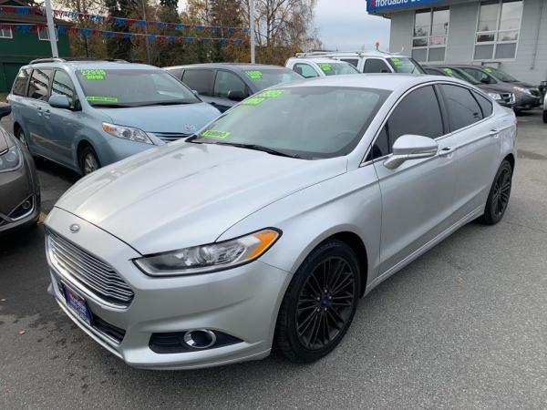 2013 Ford Fusion in Anchorage, AK