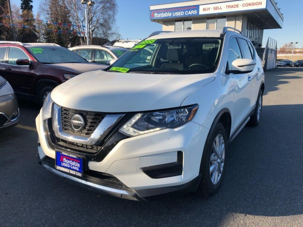 2018 Nissan Rogue in Anchorage, AK