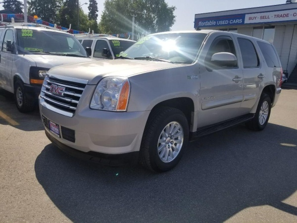 2009 GMC Yukon in Anchorage, AK
