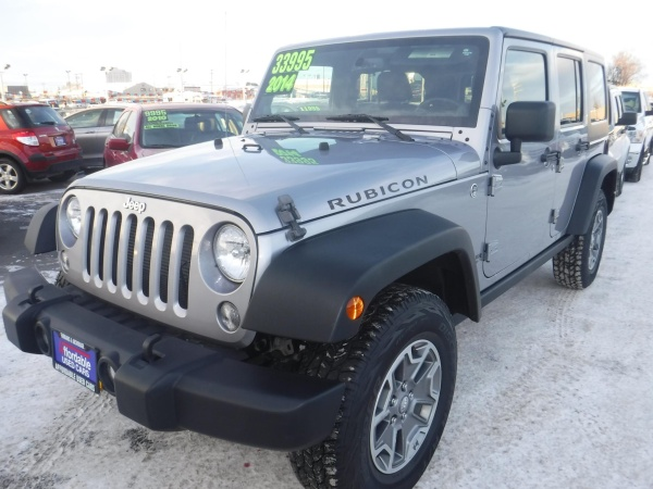 2014 Jeep Wrangler in Anchorage, AK