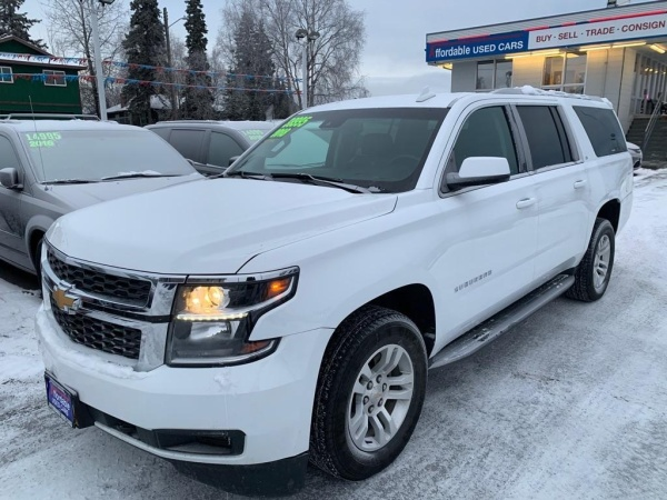 2018 Chevrolet Suburban in Anchorage, AK