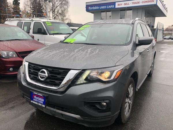 2018 Nissan Pathfinder in Anchorage, AK
