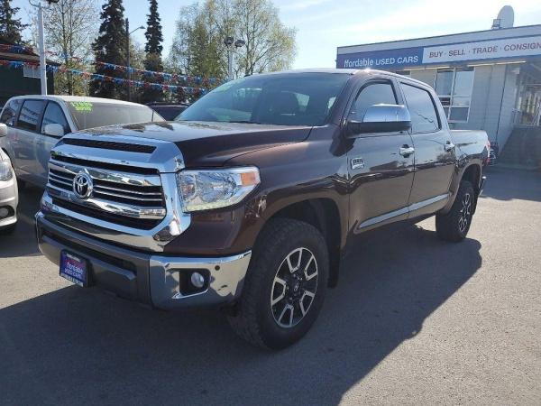 2016 Toyota Tundra in Anchorage, AK