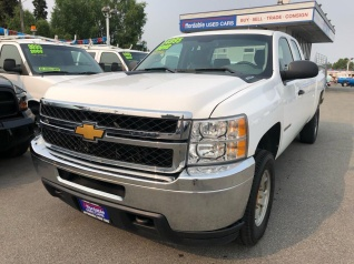 Used Chevrolet Silverado 2500hds For Sale Truecar