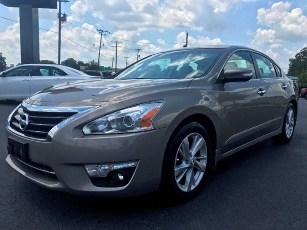 2014 Nissan Altima in Sherwood, AR