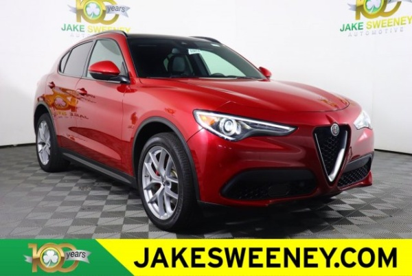 2018 Alfa Romeo Stelvio in Cincinnati, OH