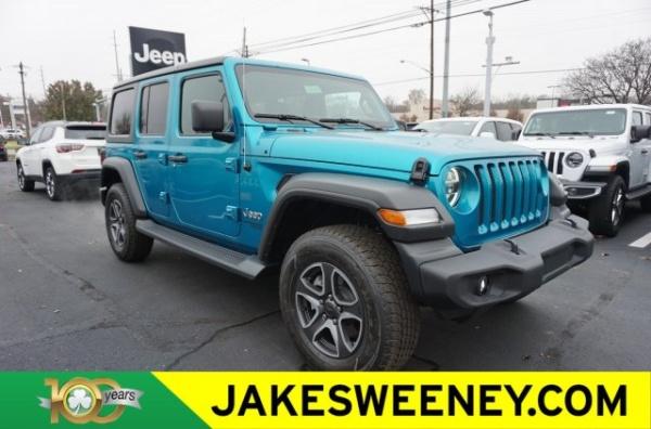 2020 Jeep Wrangler in Cincinnati, OH