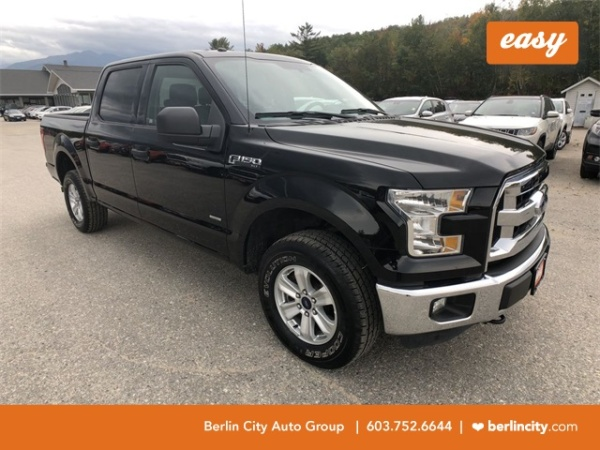 2016 Ford F-150 in Gorham, NH