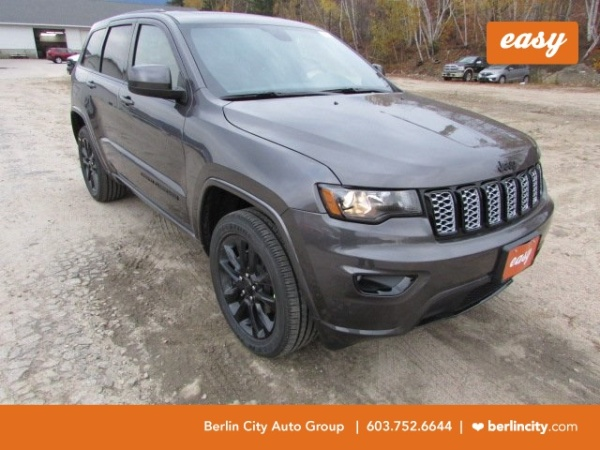 2020 Jeep Grand Cherokee in Gorham, NH