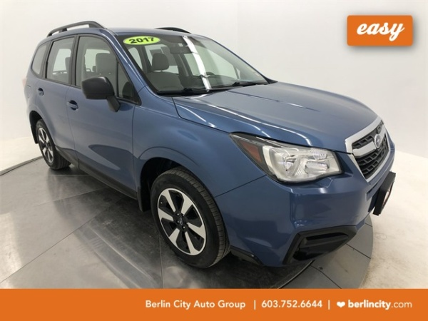 2017 Subaru Forester in Gorham, NH