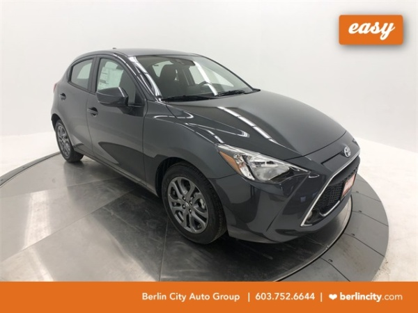 2020 Toyota Yaris in Gorham, NH