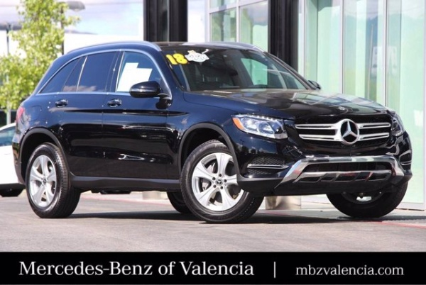 2018 Mercedes-Benz GLC in Valencia, CA