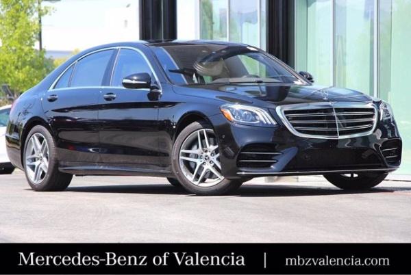 2020 Mercedes-Benz S-Class in Valencia, CA