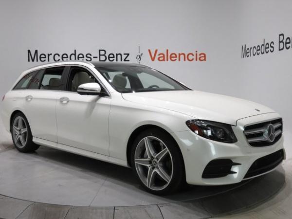 2019 Mercedes-Benz E-Class in Valencia, CA