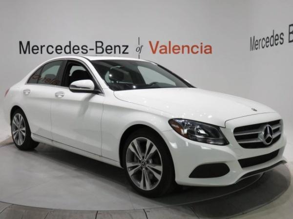 2018 Mercedes-Benz C-Class in Valencia, CA