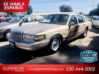 Used Lincoln Town Car For Sale In Angwin Ca 3 Used Town Car