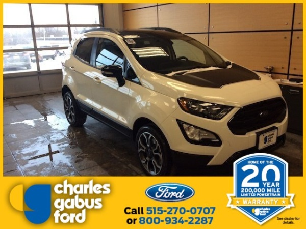 2019 Ford EcoSport in Des Moines, IA