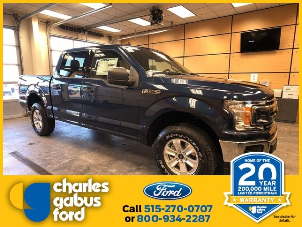 2020 Ford F-150 in Des Moines, IA