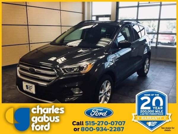 2018 Ford Escape in Des Moines, IA