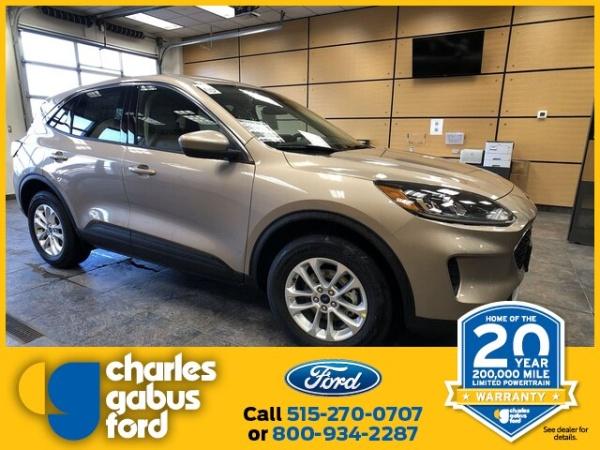 2020 Ford Escape in Des Moines, IA
