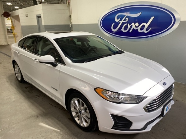 2019 Ford Fusion in Des Moines, IA