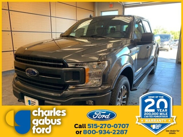2019 Ford F-150 in Des Moines, IA