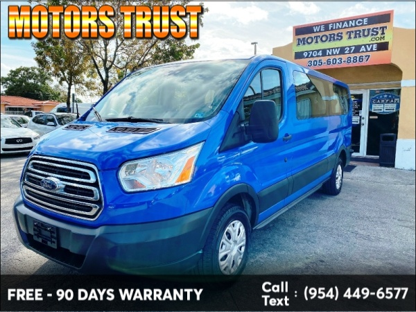 2016 Ford Transit Passenger Wagon in Miami, FL