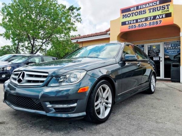 2017 Mercedes Benz C Cl In Miami Fl