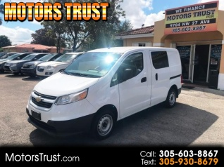 2016 Chevrolet City Express Cargo Van Lt For In Miami Fl