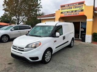 4c5d8d3004 2017 Ram ProMaster City Cargo Van Tradesman SLT for Sale in Miami