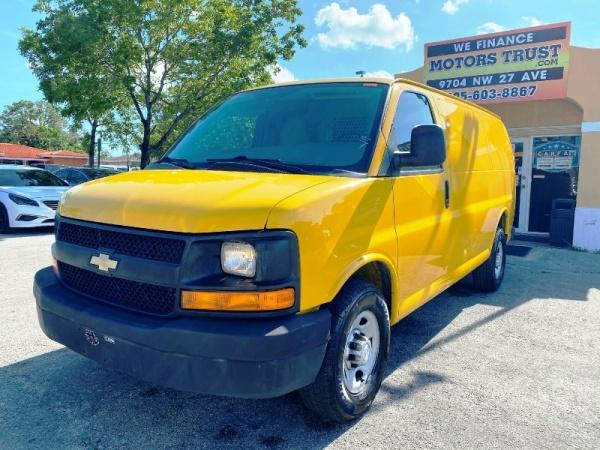 2014 Chevrolet Express Cargo Van in Miami, FL
