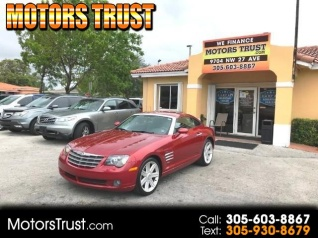2005 Chrysler Crossfire Limited Coupe For In Miami Fl