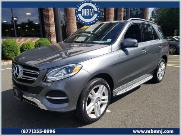 Mercedes Benz Of Morristown >> 2017 Mercedes Benz Gle Gle 350 4matic Suv For Sale In Morristown Nj