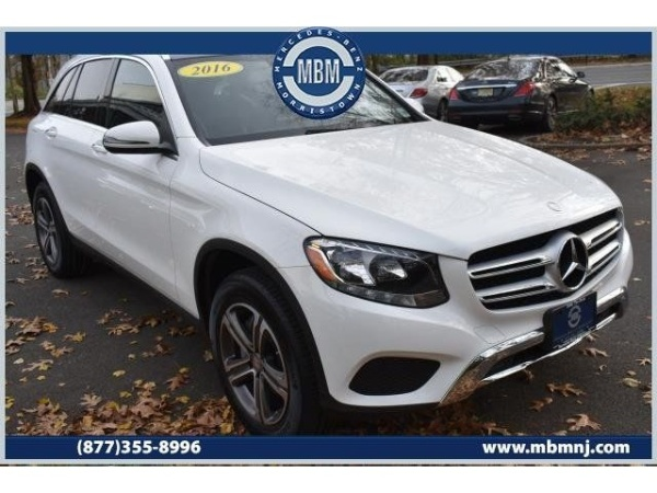 Mercedes Benz Of Morristown >> 2016 Mercedes Benz Glc Glc 300 4matic For Sale In Morristown Nj