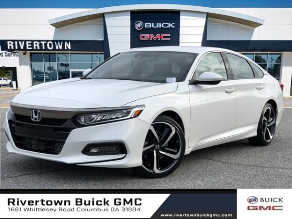 2019 Honda Accord in Columbus, GA