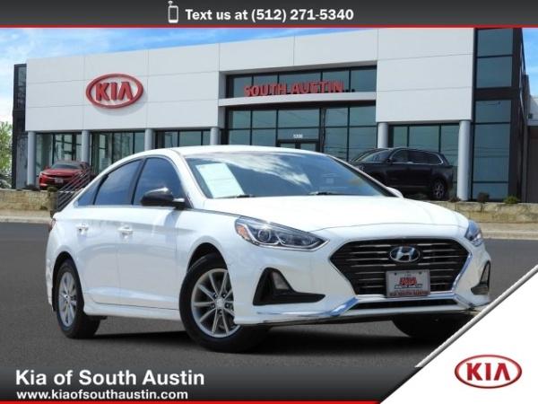 2018 Hyundai Sonata in Austin, TX