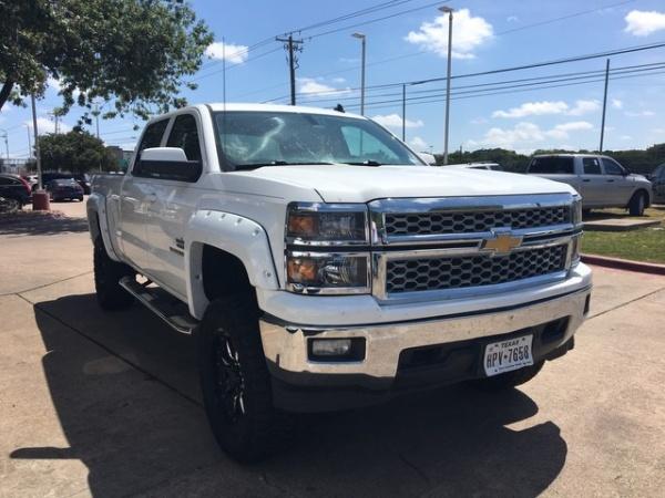 2014 Chevrolet Silverado 1500 in Austin, TX