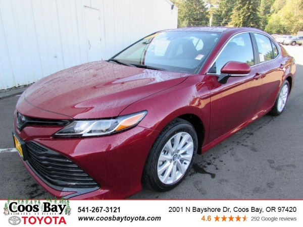 2020 Toyota Camry in Coos Bay, OR