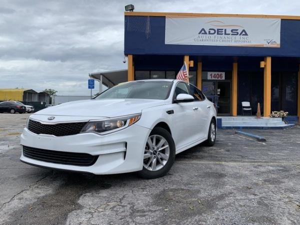 2018 Kia Optima in Orlando, FL