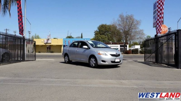used toyota yaris for sale in fresno ca u s news world report. Black Bedroom Furniture Sets. Home Design Ideas