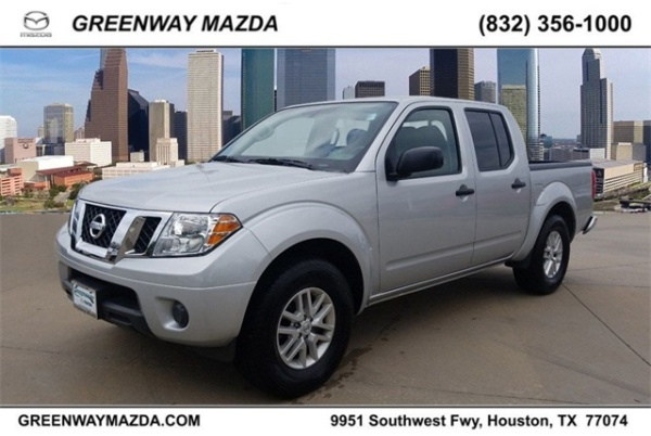 2019 Nissan Frontier in Houston, TX