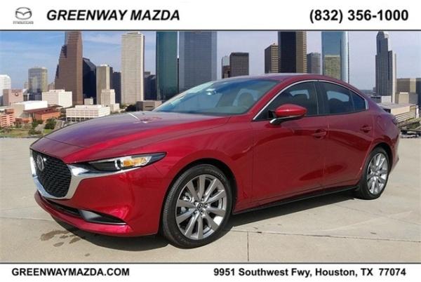 2020 Mazda Mazda3 in Houston, TX
