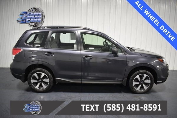 2017 Subaru Forester in Oakfield, NY
