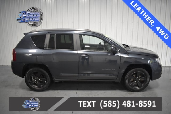 2014 Jeep Compass in Oakfield, NY